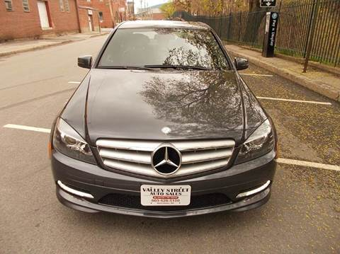 2011 Mercedes-Benz C-Class for sale in Manchester, NH
