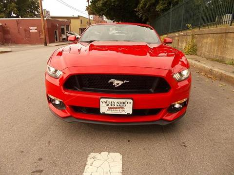 2015 Ford Mustang for sale in Manchester, NH