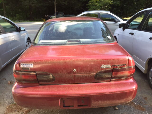 1995 GEO Prizm Base 4dr STD Sedan - Brattleboro VT