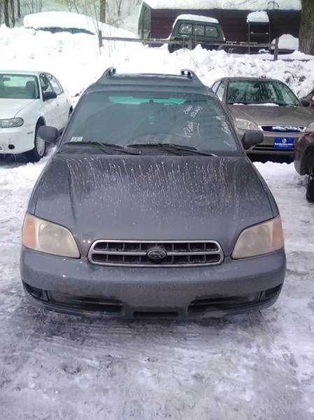 2000 Subaru Legacy AWD Brighton 4dr Wagon - Brattleboro VT