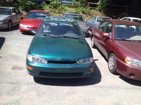 1996 GEO Prizm for sale in Brattleboro, VT