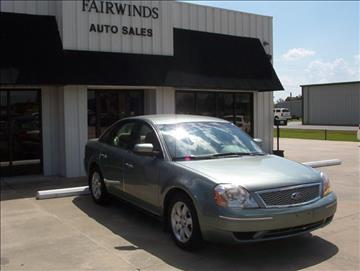 2007 Ford Five Hundred for sale in Dewitt, AR