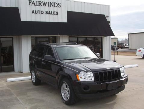 Used 2005 jeep grand cherokee for sale in arkansas for Andy yeager motors in harrison arkansas