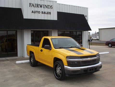 2007 Chevrolet Colorado for sale in Dewitt, AR