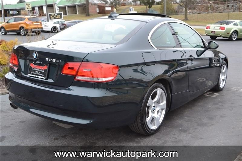 Bmw Series AWD Xi Dr Coupe In LITITZ PA WARWICK AUTOPARK - 2007 bmw 3 series 328xi coupe