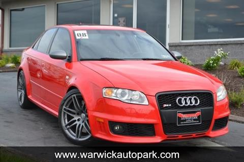 2008 Audi RS 4 for sale in Lititz, PA
