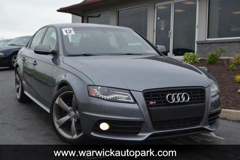 2012 Audi S4 for sale in Lititz, PA