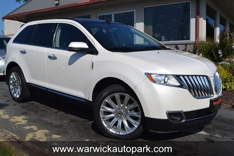 2013 Lincoln MKX for sale in Lititz, PA