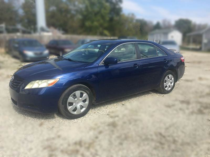 2008 toyota camry le 4dr sedan 5a in pomona ks bailey auto. Black Bedroom Furniture Sets. Home Design Ideas
