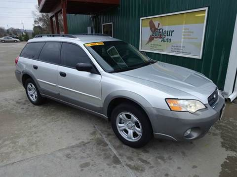 2007 Subaru Outback for sale in North Sioux City, SD
