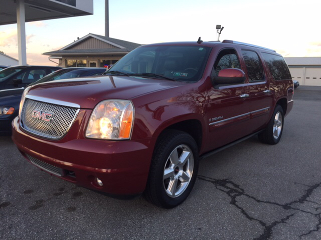 2008 gmc yukon xl denali awd 4dr suv in wernersville pa veterans auto sales. Black Bedroom Furniture Sets. Home Design Ideas