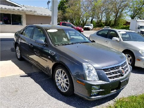2010 Cadillac STS for sale in Wernersville, PA