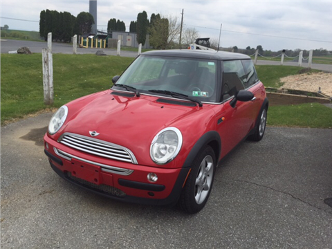 2004 MINI Cooper for sale in Wernersville, PA
