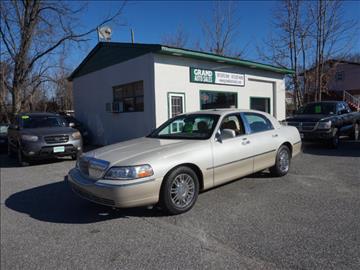 2006 Lincoln Town Car for sale in Kenvil, NJ