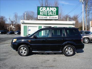 2007 Honda Pilot for sale in Kenvil, NJ