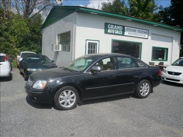 2006 Ford Five Hundred for sale in Kenvil, NJ