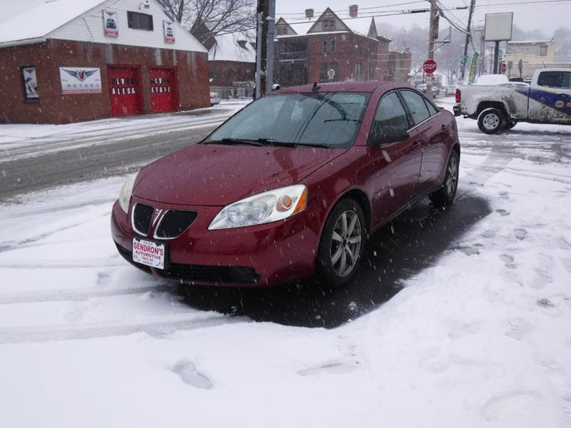2009 Pontiac G6 for sale in Troy, NY