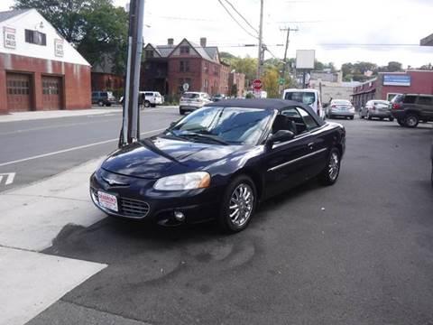 2003 Chrysler Sebring for sale in Troy, NY