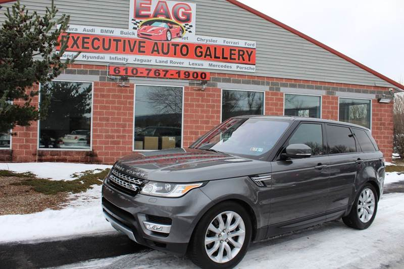 2016 Land Rover Range Rover Sport for sale in Walnutport, PA