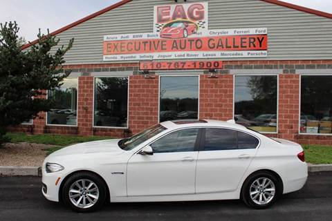 2015 BMW 5 Series for sale in Walnutport, PA