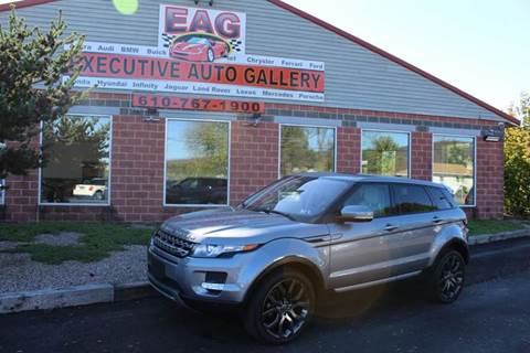 2013 Land Rover Range Rover Evoque for sale in Walnutport, PA