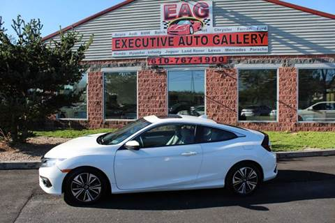 2016 Honda Civic for sale in Walnutport, PA