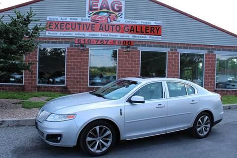 2009 Lincoln MKS for sale in Walnutport, PA