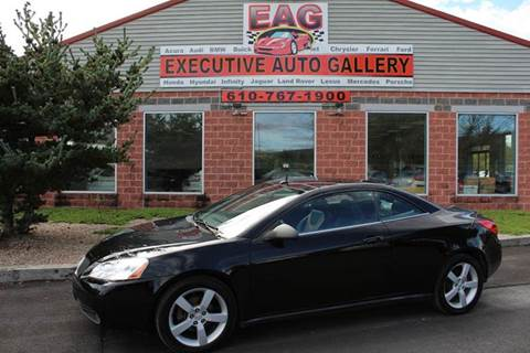 2007 Pontiac G6 for sale in Walnutport, PA