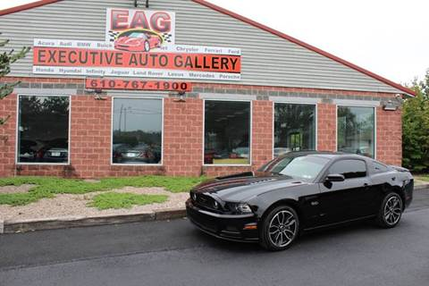 2013 Ford Mustang for sale in Walnutport, PA