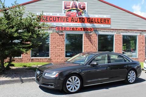 2015 Audi A8 L for sale in Walnutport, PA