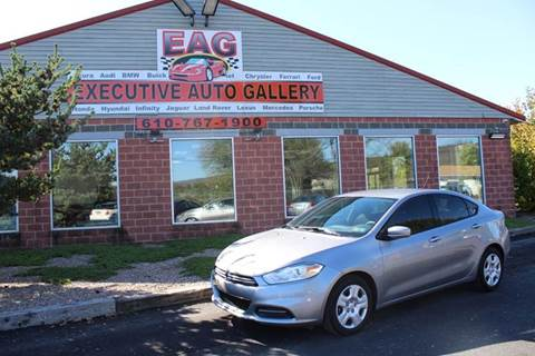 2015 Dodge Dart for sale in Walnutport, PA