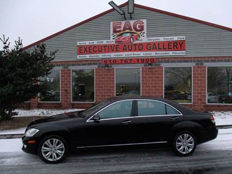 2009 Mercedes-Benz S-Class for sale in Walnutport, PA