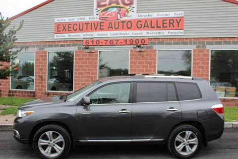 2012 Toyota Highlander for sale in Walnutport, PA