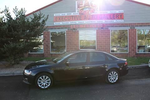 2014 Audi A4 for sale in Walnutport, PA