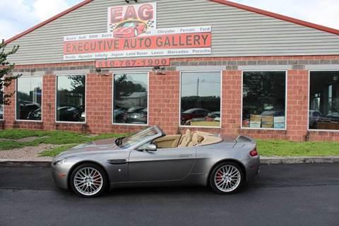2009 Aston Martin V8 Vantage for sale in Walnutport, PA