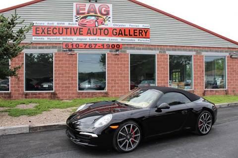 2013 Porsche 911 for sale in Walnutport, PA