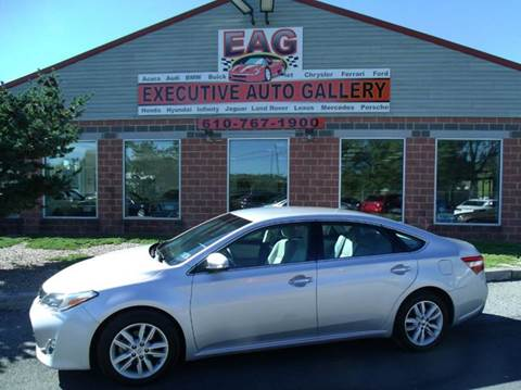 2014 Toyota Avalon for sale in Walnutport, PA
