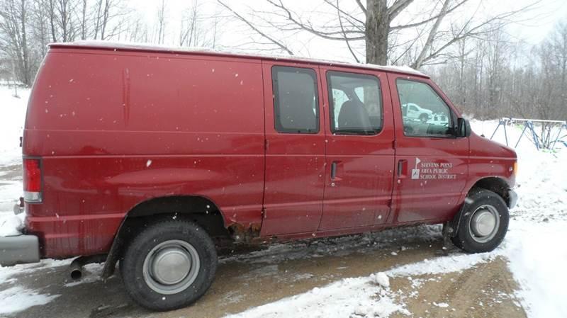 1998 Ford E-350 Base 3dr Econoline Cargo Van - Cornell WI