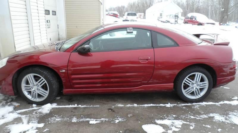 2003 Mitsubishi Eclipse GT 2dr Hatchback - Cornell WI