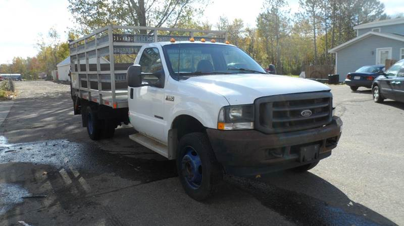 2002 Ford F-550  - Cornell WI