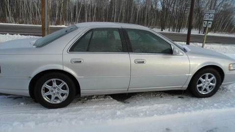 2000 Cadillac Seville for sale in Cornell, WI