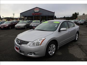 2012 Nissan Altima for sale in Auburn, WA