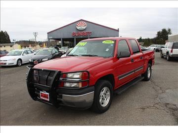 2005 Chevrolet Silverado 1500 for sale in Auburn, WA