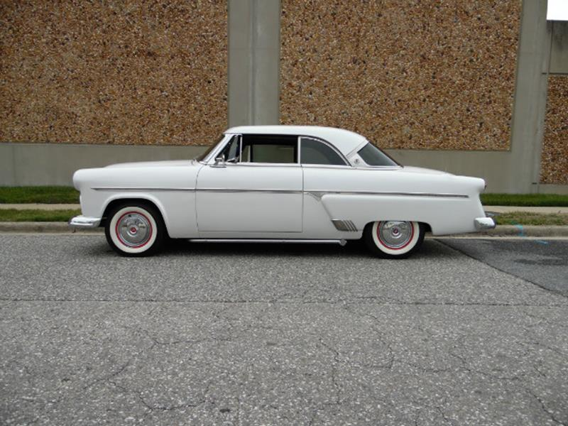 1954 Ford Crown Victoria RESTO-MOD In Linthicum MD - Universal ...