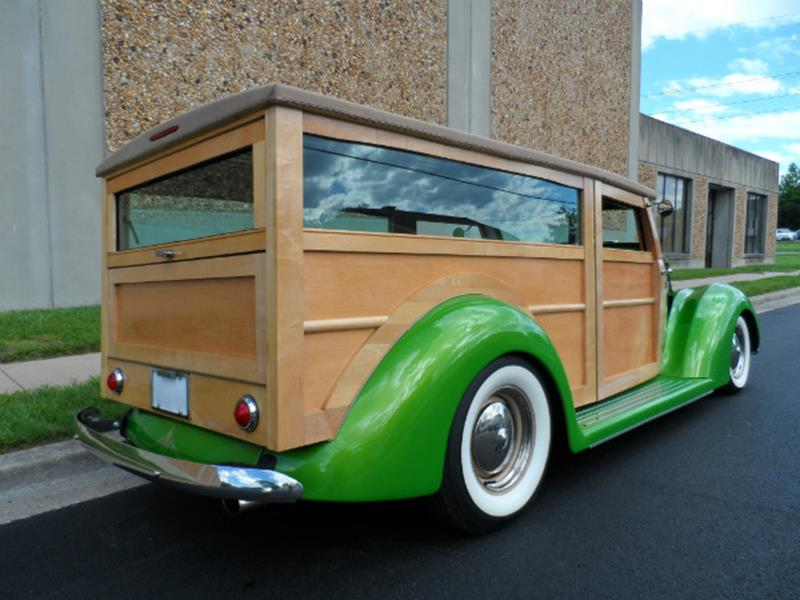 1937 Ford Custom Woody Wagon Street Rod In Linthicum MD ...