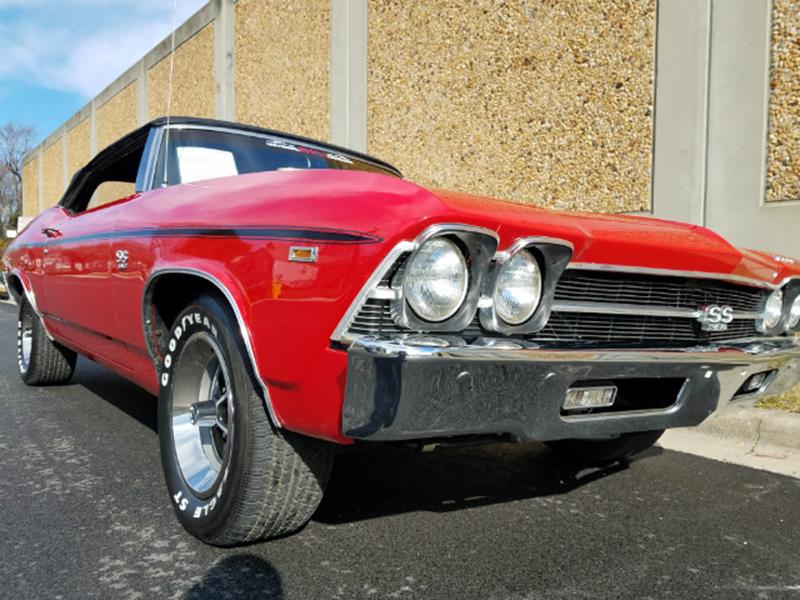1969 Chevrolet Chevelle Convertible In Linthicum MD - Universal ...