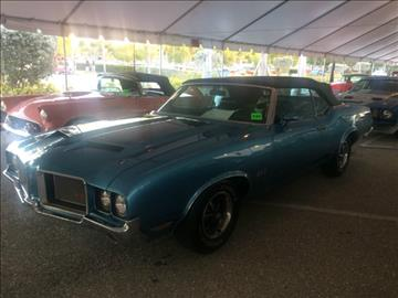 1972 Oldsmobile 442 for sale in Linthicum, MD