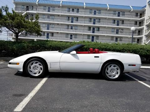 1991 Chevrolet Corvette for sale in Linthicum, MD