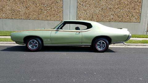 1969 Pontiac GTO for sale in Linthicum, MD