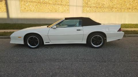 1989 Chevrolet Camaro for sale in Linthicum, MD